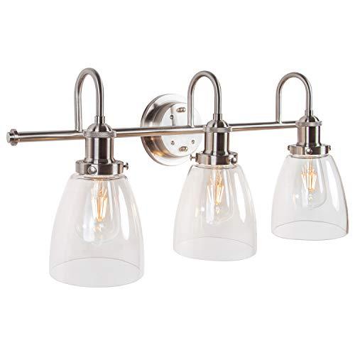 Bathroom Vanity Light Fixtures - Bathroom Lighting Fixtures Over Mirror, Bathroom Light -