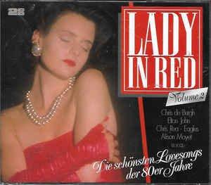 Lady in red Vol. 2 (die schönsten Lovesongs der 80er Jahre(Doppel CD)