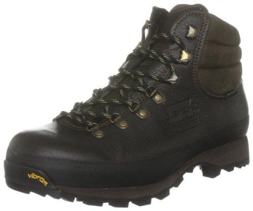 Zamberlan 311 Ultra, Chaussures randonnée mixte adulte, Marron, 43 EU