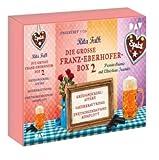 Die große Franz-Eberhofer-Box 2, 17 CDs: Teil 4 - 6 - Grießnockerlaffäre / Sauerkrautkoma / Zwetschgendatschikomplott