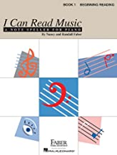 I Can Read Music - Book 1: Beginning Reading
