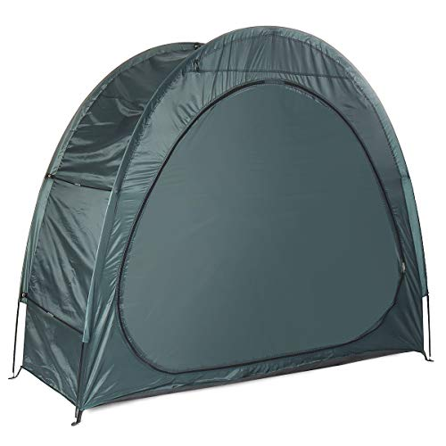 Shed Bike Cave Tidy Tent Bicycle Garden Storage Waterproof Cover Completely Seal