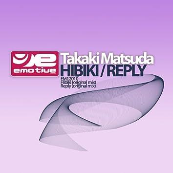 Hibiki / Reply EP