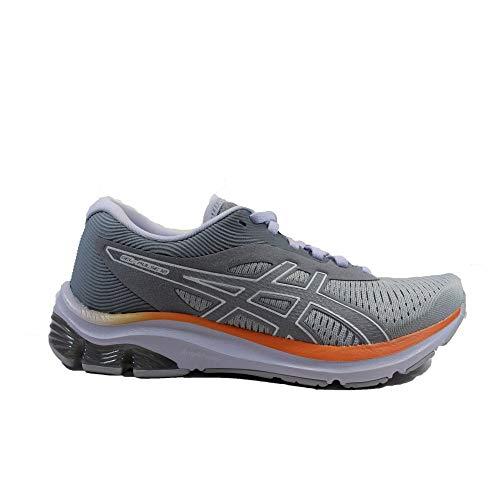 Asics Gel-Pulse 12, Road Running Shoe Mujer, Piedmont Grey/Sheet Rock, 39 EU