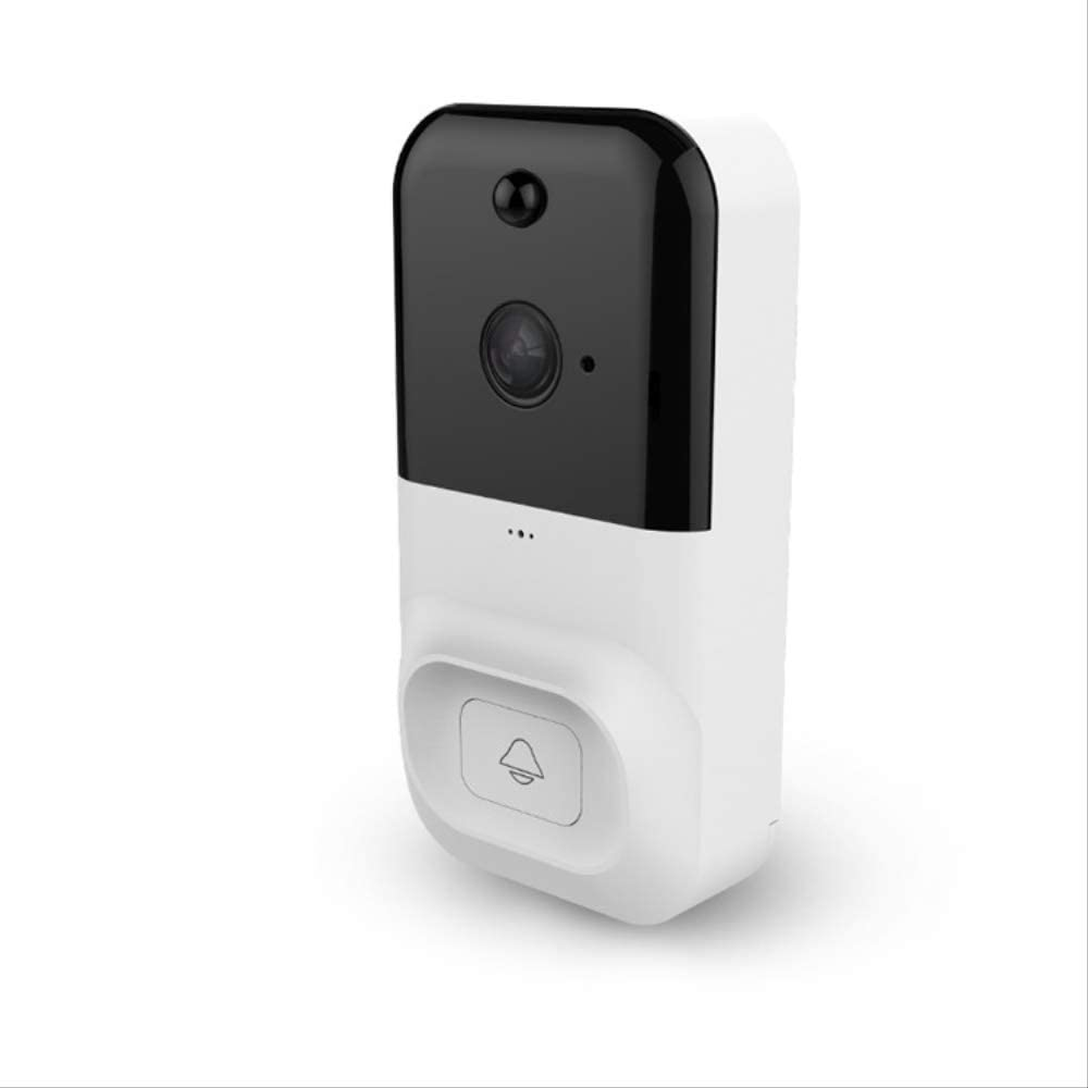 HUXXU Wireless Video Doorbell 2.4g 166°Wide Fort Worth Mall Great interest Connection WiFi A