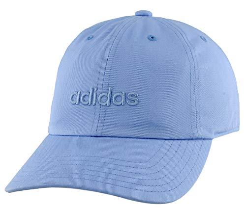 adidas Gorra Ajustable Contender Relajada para Mujer, Mujer, Gorro/Sombrero, 977400, Azul Brillante,...