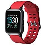 Best Mio Fitness Trackers - Smart Watch,Arbily Smartwatch with Heart Rate Monitor Waterproof Review