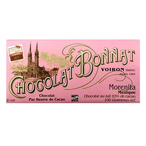 Morenita 65% GcL Bonnat 100g - Schokoladentafel - Bonnat