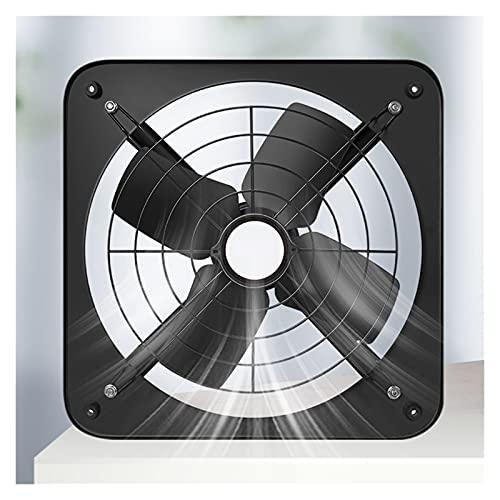 XYSQ Extractor De Cocina, Extractor De Pared, Extractor De Ventilador De Baño, Extractor Ventilador Ventilador Hogar Baño Cocina Ventilación Extractor Axial Ventilador De Flujo (Size : 20in)