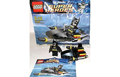 Lego Batman 30160 70815 76011 76013 - Figura de Batman