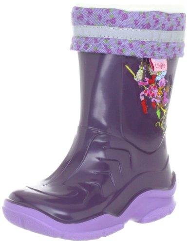 Prinzessin Lillifee Mädchen 120055 Schlupfstiefel, Violett (lila/Flieder 59), 28 EU