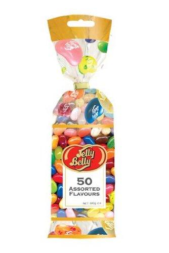 Jelly Belly - Jelly belly - Sachet de 300 gr - 50 parfums assortis - 0071567952736