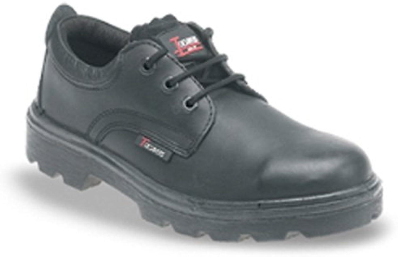 Briggs Fuß Saver Unisex Sicherheit Schuh mit Stahl Zwischensohle schwarz Größe 11 schwarz B00TWIPV00  | Optimaler Preis