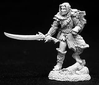 Reaper Miniatures Tolan, Male Druid #02692 Dark Heaven Legends Unpainted Metal