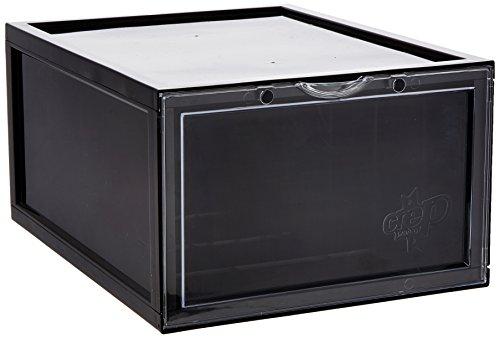 Crep Protect Protect Crate Sacs à chaussures, Noir (Black),...