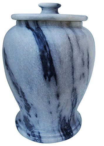 Serenitude Marble Funeral and Cemetery Urn