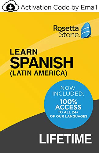 Rosetta Stone Lifetime Access