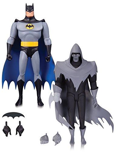 dc comics Batman Animated Series Lot de 2 Figurines de Masques du fantasme
