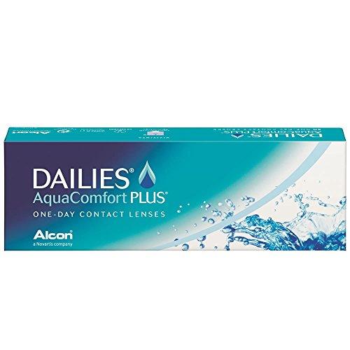 Dailies AquaComfort Plus Tageslinsen weich, 30 Stück / BC 8.7 mm / DIA 14 / -1.75 Dioptrien - 4