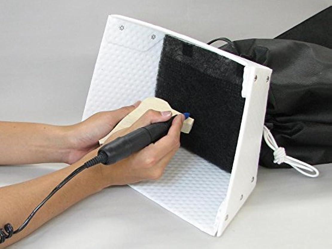 摂氏度ポンペイ現在アルゴファイル 強力卓上集塵機 ラップボードIII LB3