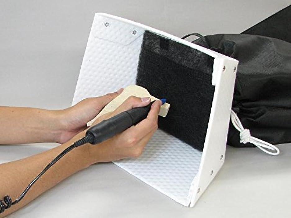 マウス仮定する識別アルゴファイル 強力卓上集塵機 ラップボードIII LB3