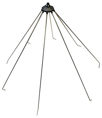 Advantek Pet Gazebo Replacement Umbrella Style Roof Frame, 3ft (Mini)