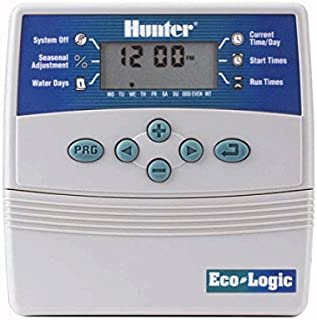 Hunter Eco Logic 401i, irrigatiecomputer, 4 stations (binnen)