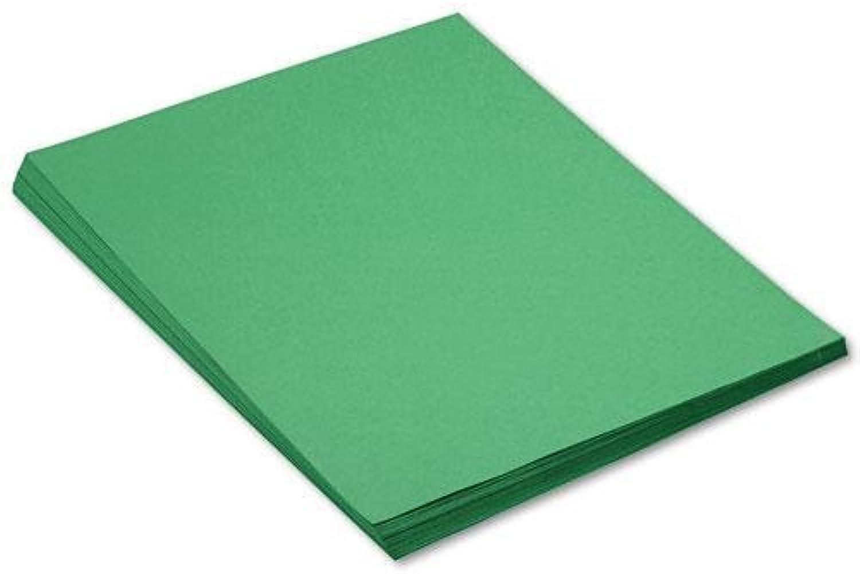 Pacon Corporation Neue Konstruktion – Papier, 58 18 kg, 18 x 24, Holiday Grün, 50 Blatt Pack – 8017 B0086L2XFA    Qualität und Verbraucher an erster Stelle