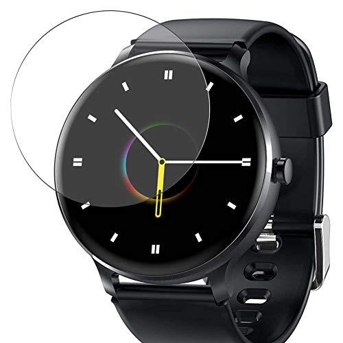 Vaxson 3 Unidades Protector de Pantalla de Cristal Templado, compatible con Gretel X2 1.3' Smartwatch Smart Watch, 9H Película Protectora