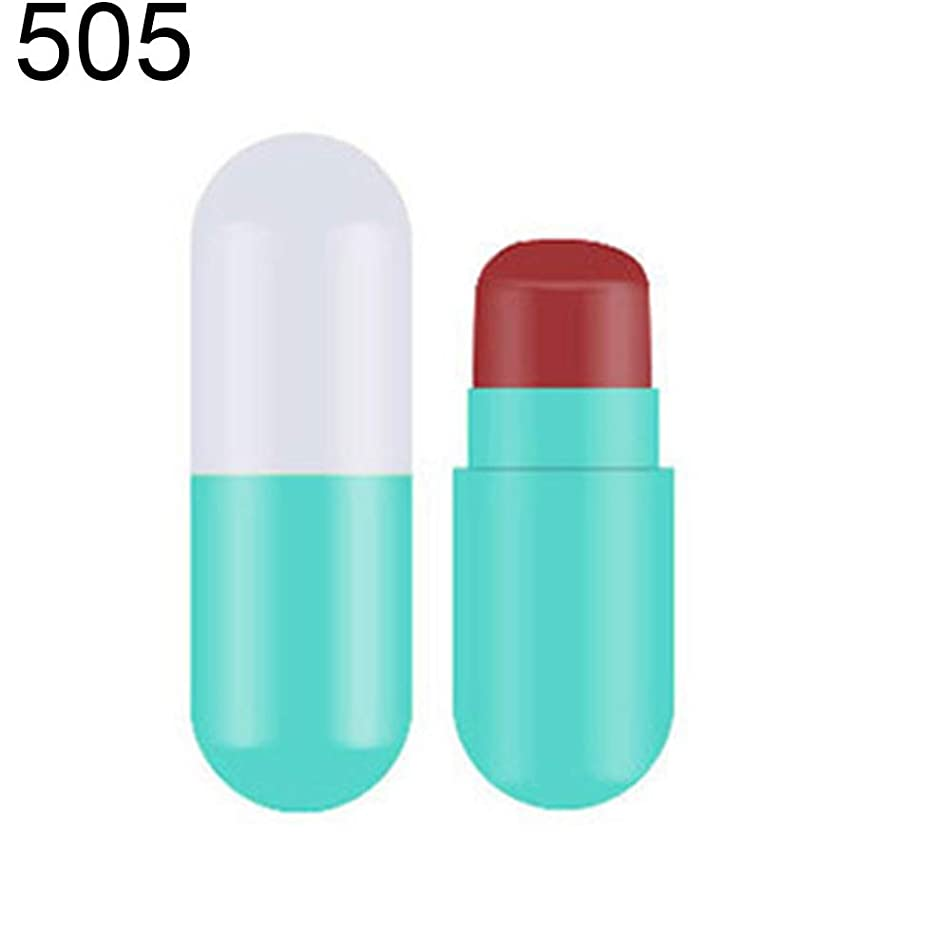 wewa98698 Recommend - Mini Capsule Sexy Waterproof Long Lasting Moisturizing Lipstick Women stereoscopic Cosmetics - 5