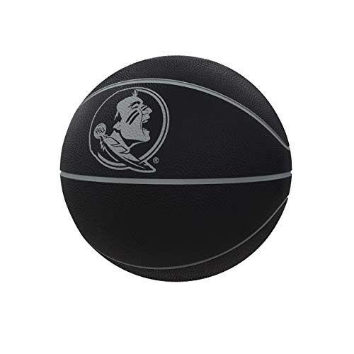 Lowest Prices! Logo Brands NCAA Florida State Seminoles Unisex Blackout Full-Size Composite Basketba...
