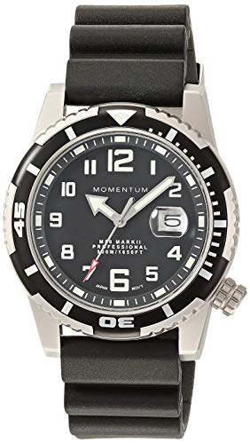 Momentum Men's Sports Watch | M50 Nylon Dive Watch