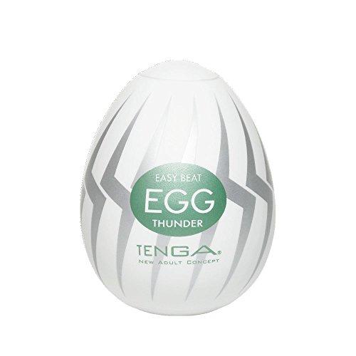 5. Huevo Tenga EGG Thunder (Tealish)