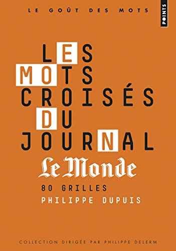 """Les Mots croisés du journal """"Le Monde"""" - 80 grilles"""