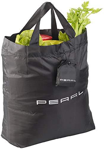PEARL Faltbare Tasche: Faltbare Einkaufstasche mit Schutzhülle, 17,5 Liter (Einkaufsbeutel faltbar)