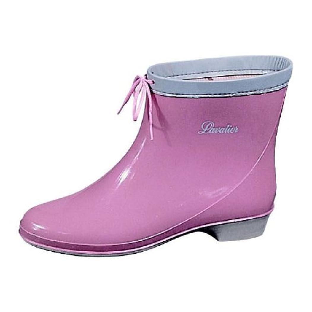 恐ろしいです指定するかんがいMoonStar (ムーンスター) レディース(女性用) ブーツ (長靴) LAVALIER (ラベリア) 08 【ローズ】 24.0cm