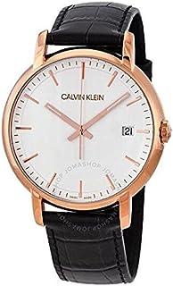 Calvin Klein Minimal Quartz Silver Dial Men's Watch K9H216C6
