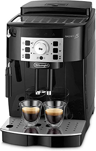 De'Longhi Fully Automatic Bean to Cup Coffee Machine ECAM22.110.B, 220 W by De'Longhi