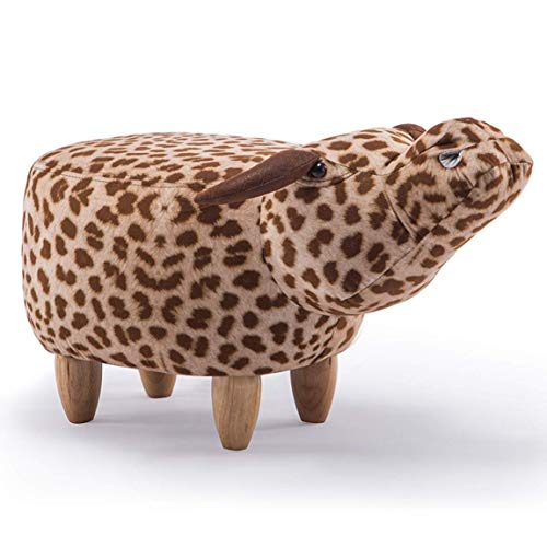 DaPengNB Buffalo Hocker, Schuh Hocker, Sofa Hocker, Halle-Test Hocker, Cartoon-Tier Hocker, Fußbank 5
