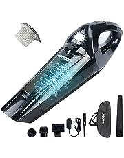 ハンディクリーナー コードレス掃除機 7000Pa 超強吸引力 乾湿両用クリーナー 2600mAh 充電式掃除機 静音 小型 超軽量 家庭用 車用掃除機