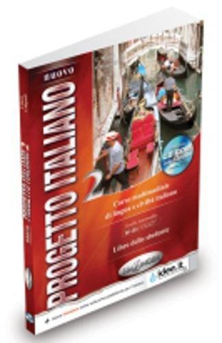 Nuovo progetto italiano. Con CD-ROM: LIVELLO INTERMEDIO B1B2 LIBRO DELLO STUDENTE DVD