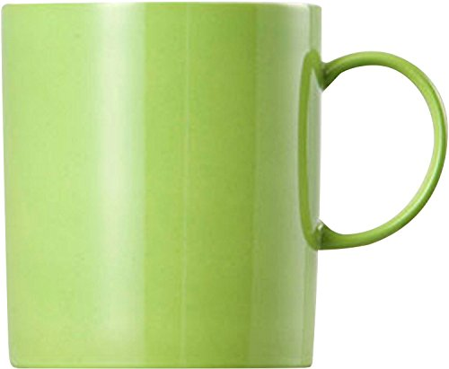 Thomas Sunny Day Apple Green Becher 0,30ltr. Becher mit Henkel, Henkelbecher