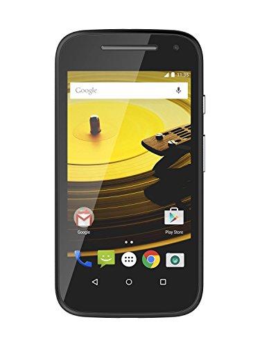 Motorola Moto E 2nd Generation XT1527 4.5' Unlocked GSM Quad-Core Smartphone - Black (Certified Refurbished)