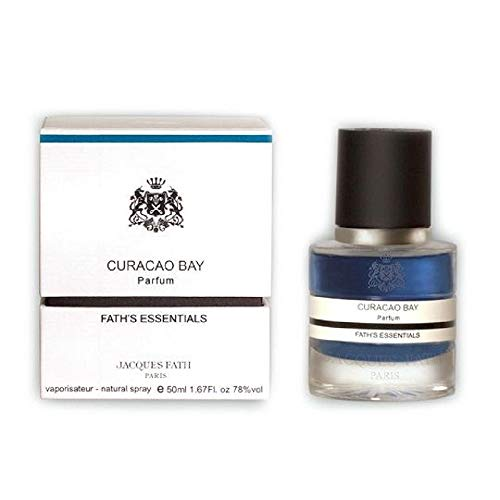 Curacao Bay Jacques Fath, Formati 50 ml Spray, Tipo Parfum