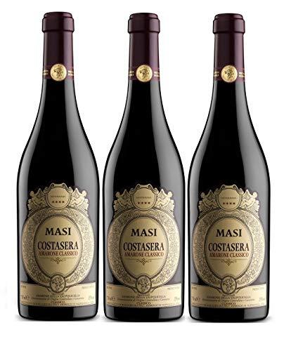 Masi Costasera 2015 Amarone della Valpolicella Classico DOCG [ 3 bottiglie da 750 ml ]
