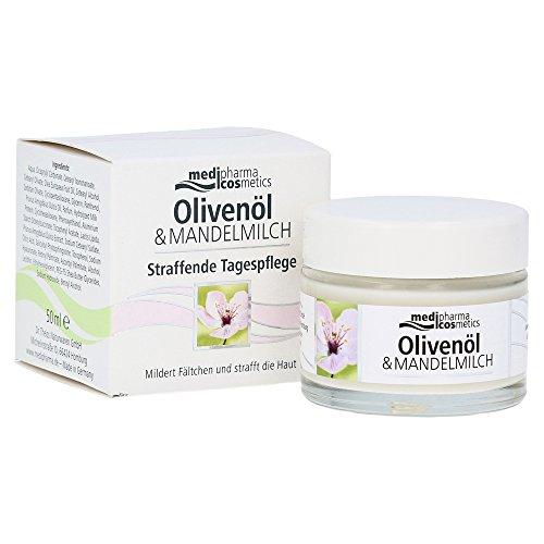 Olivenöl & Mandelmilch Straffende Tagespflege