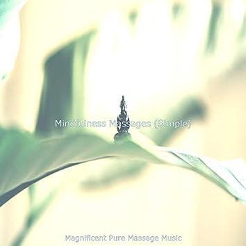 Mindfulness Massages (Simple)