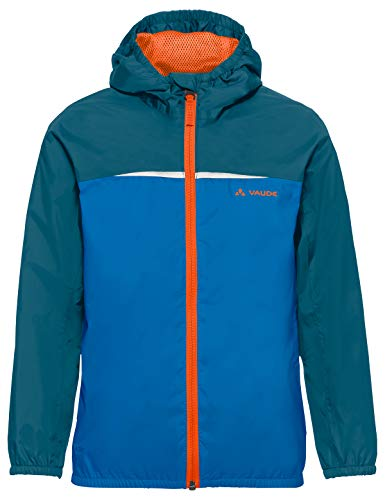 VAUDE Kinder Jacke Turaco, Regene, baltic sea, 110/116, 409723341160