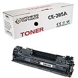 UNIVERSOCARTUCCIA CE285A Tóner Compatible Para HP Laserjet Pro P1102, P1102w, M1132MFP, M1212NF, P1100