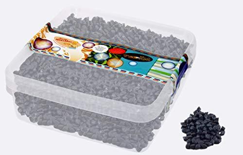 Deine Naschbox - Gloria Salmiak Lakritz Diamanten - 1kg Box
